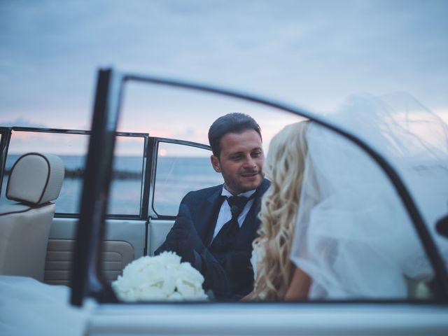 Il matrimonio di Antonio e Marie-Ashlety a Catanzaro, Catanzaro 53