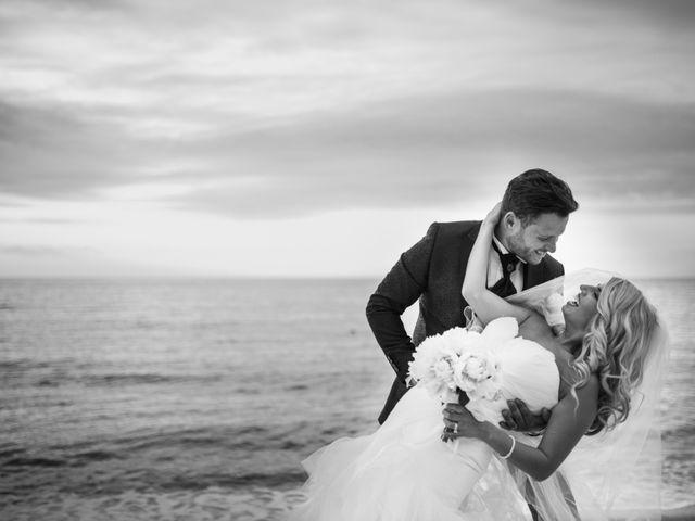 le nozze di Marie-Ashlety e Antonio