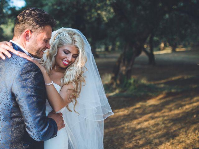 Il matrimonio di Antonio e Marie-Ashlety a Catanzaro, Catanzaro 72