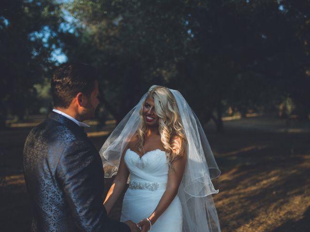 Il matrimonio di Antonio e Marie-Ashlety a Catanzaro, Catanzaro 73
