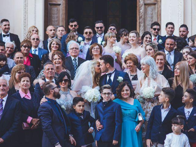 Il matrimonio di Antonio e Marie-Ashlety a Catanzaro, Catanzaro 75