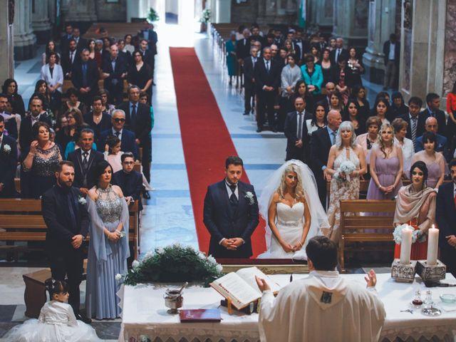 Il matrimonio di Antonio e Marie-Ashlety a Catanzaro, Catanzaro 78