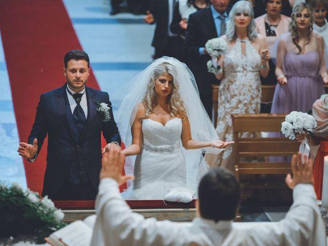Il matrimonio di Antonio e Marie-Ashlety a Catanzaro, Catanzaro 79