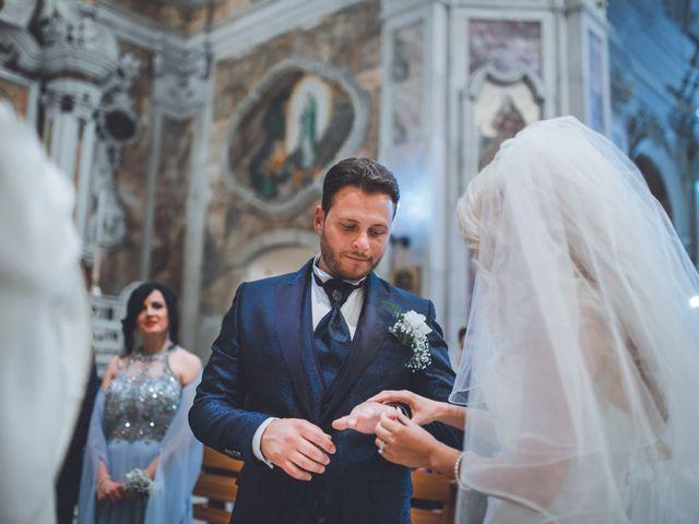 Il matrimonio di Antonio e Marie-Ashlety a Catanzaro, Catanzaro 85