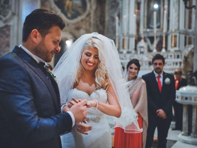 Il matrimonio di Antonio e Marie-Ashlety a Catanzaro, Catanzaro 86