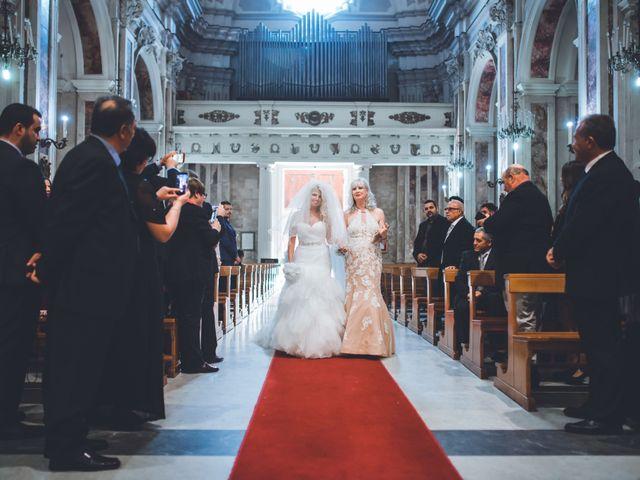 Il matrimonio di Antonio e Marie-Ashlety a Catanzaro, Catanzaro 91