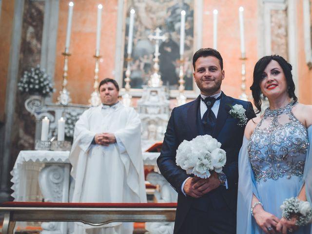 Il matrimonio di Antonio e Marie-Ashlety a Catanzaro, Catanzaro 92