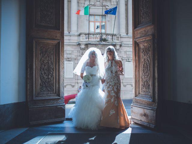 Il matrimonio di Antonio e Marie-Ashlety a Catanzaro, Catanzaro 93