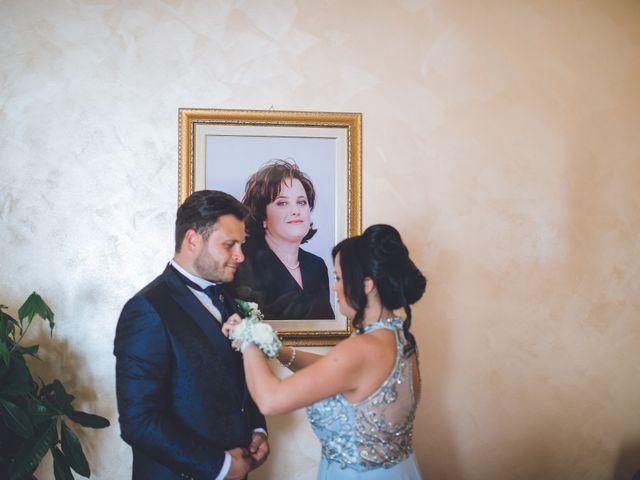 Il matrimonio di Antonio e Marie-Ashlety a Catanzaro, Catanzaro 103