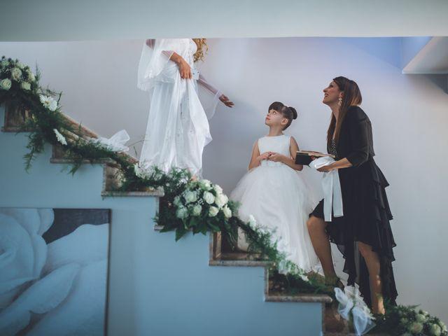 Il matrimonio di Antonio e Marie-Ashlety a Catanzaro, Catanzaro 114