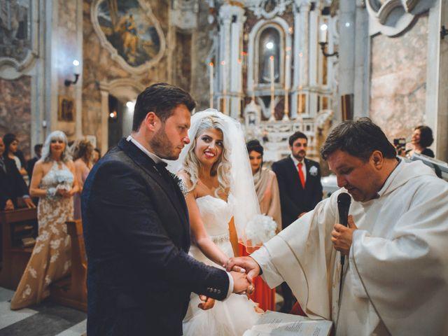 Il matrimonio di Antonio e Marie-Ashlety a Catanzaro, Catanzaro 158
