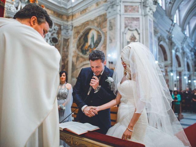 Il matrimonio di Antonio e Marie-Ashlety a Catanzaro, Catanzaro 161