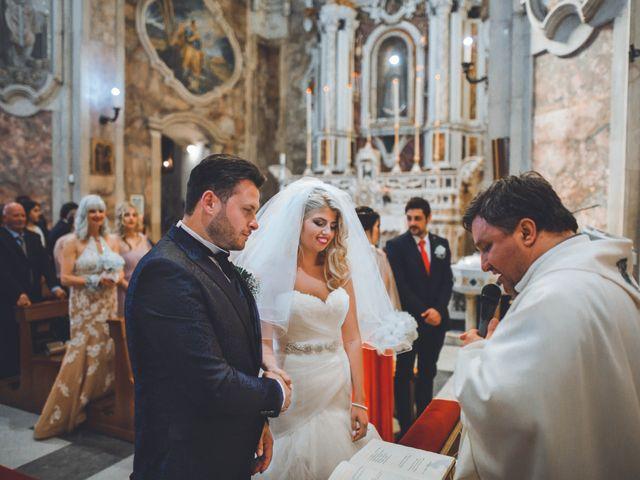 Il matrimonio di Antonio e Marie-Ashlety a Catanzaro, Catanzaro 162
