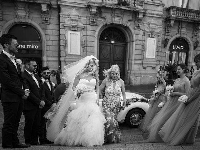 Il matrimonio di Antonio e Marie-Ashlety a Catanzaro, Catanzaro 167