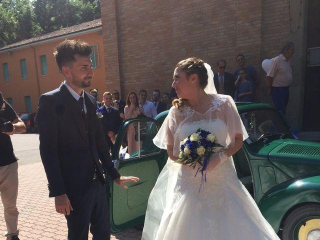 Il matrimonio di Samuele e Alessia a Zola Predosa, Bologna 3