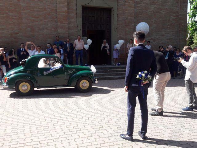 Il matrimonio di Samuele e Alessia a Zola Predosa, Bologna 2