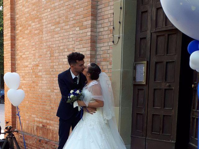 Il matrimonio di Samuele e Alessia a Zola Predosa, Bologna 1