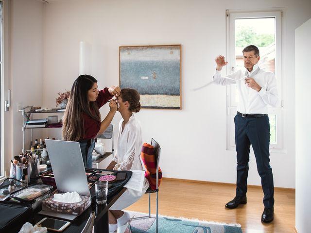 Il matrimonio di Benoit e Tina a Varese, Varese 11
