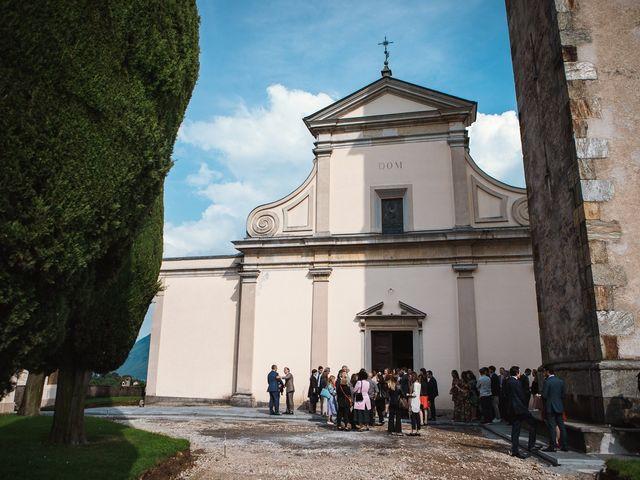 Il matrimonio di Benoit e Tina a Varese, Varese 21