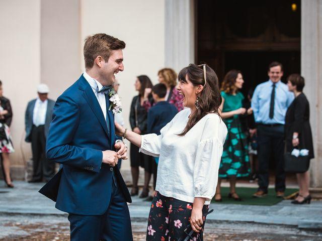 Il matrimonio di Benoit e Tina a Varese, Varese 22