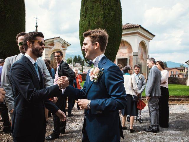 Il matrimonio di Benoit e Tina a Varese, Varese 23