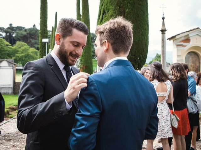 Il matrimonio di Benoit e Tina a Varese, Varese 24