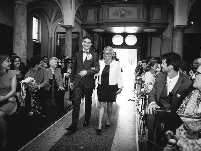 Il matrimonio di Benoit e Tina a Varese, Varese 25