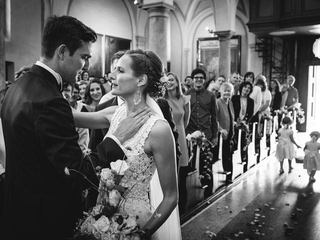 Il matrimonio di Benoit e Tina a Varese, Varese 31