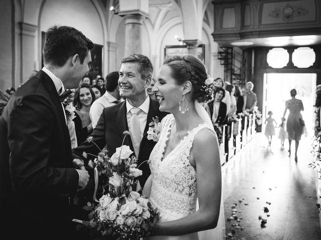 Il matrimonio di Benoit e Tina a Varese, Varese 32