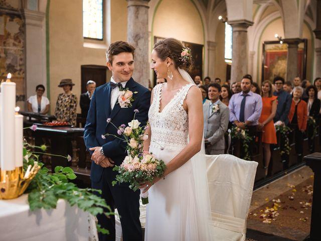 Il matrimonio di Benoit e Tina a Varese, Varese 33