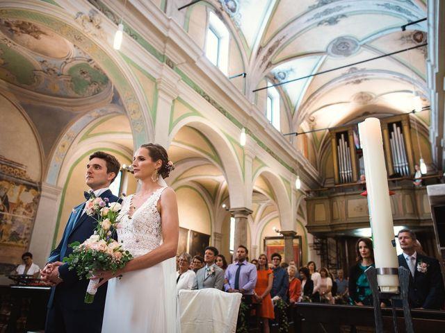Il matrimonio di Benoit e Tina a Varese, Varese 34