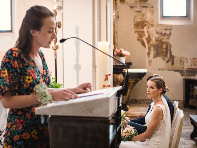 Il matrimonio di Benoit e Tina a Varese, Varese 35
