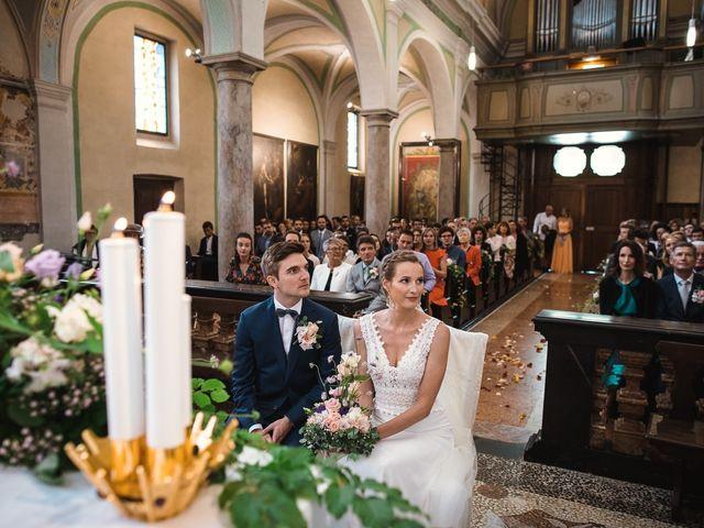 Il matrimonio di Benoit e Tina a Varese, Varese 38