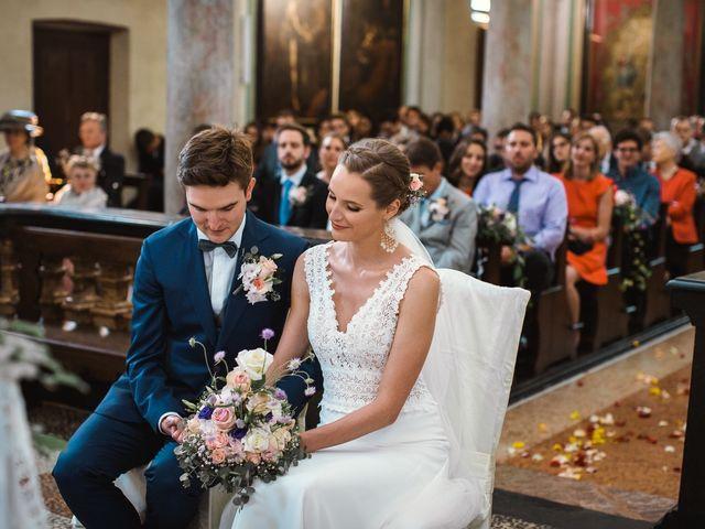 Il matrimonio di Benoit e Tina a Varese, Varese 1