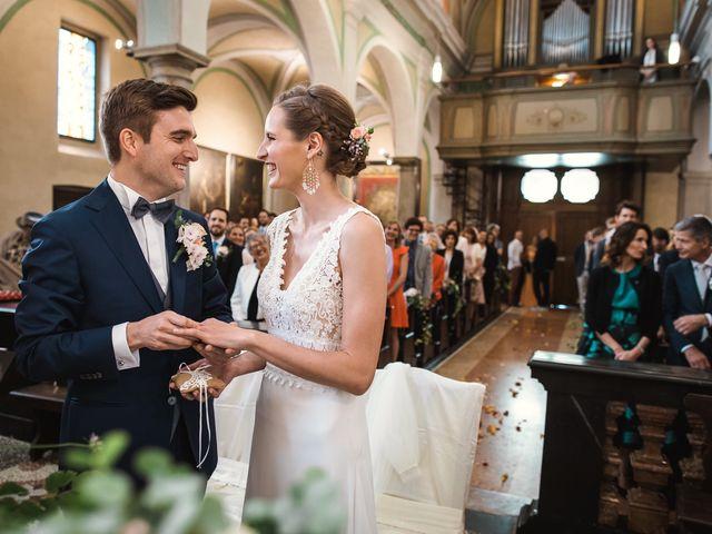 Il matrimonio di Benoit e Tina a Varese, Varese 40