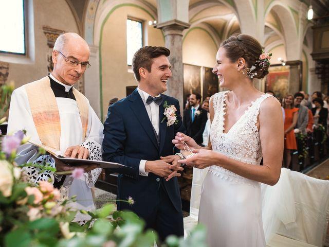 Il matrimonio di Benoit e Tina a Varese, Varese 41