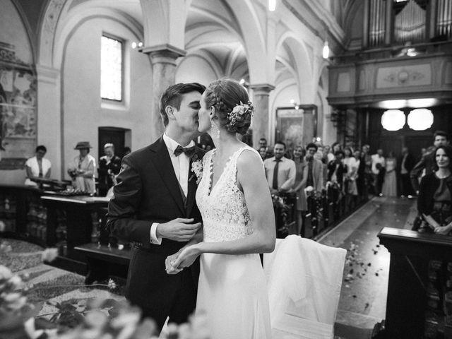 Il matrimonio di Benoit e Tina a Varese, Varese 42