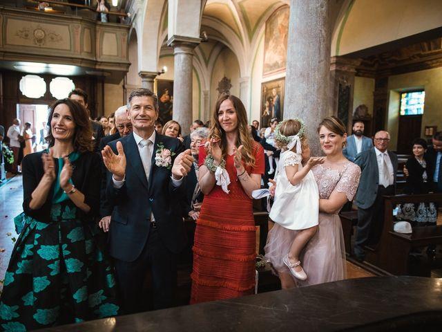 Il matrimonio di Benoit e Tina a Varese, Varese 43
