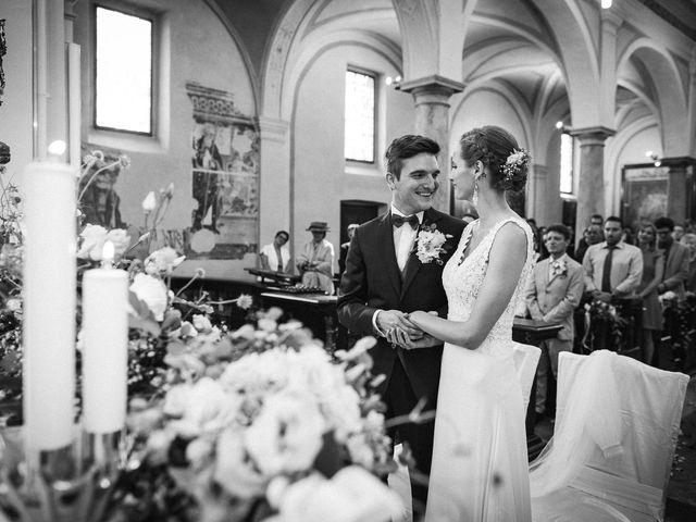 Il matrimonio di Benoit e Tina a Varese, Varese 44