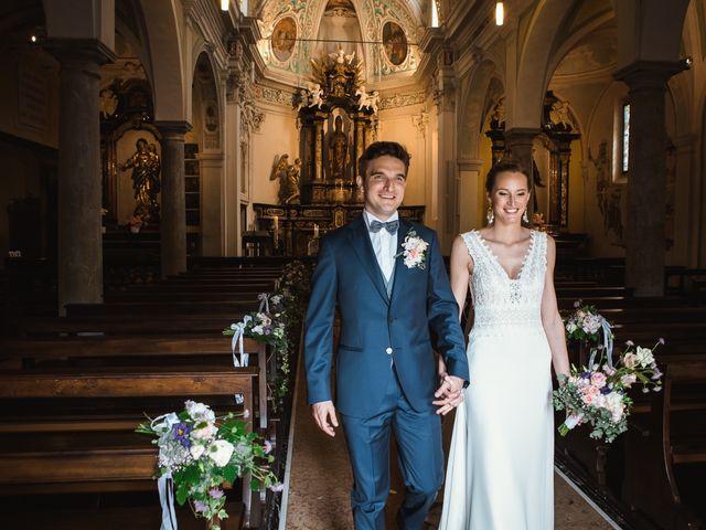 Il matrimonio di Benoit e Tina a Varese, Varese 46