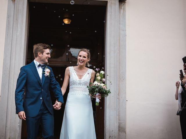 Il matrimonio di Benoit e Tina a Varese, Varese 47