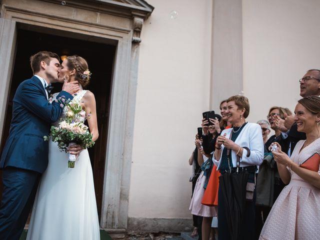 Il matrimonio di Benoit e Tina a Varese, Varese 48