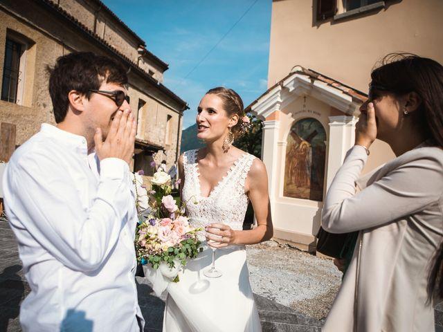 Il matrimonio di Benoit e Tina a Varese, Varese 54