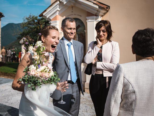 Il matrimonio di Benoit e Tina a Varese, Varese 55