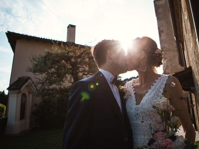 Il matrimonio di Benoit e Tina a Varese, Varese 57