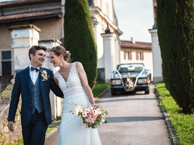 le nozze di Tina e Benoit
