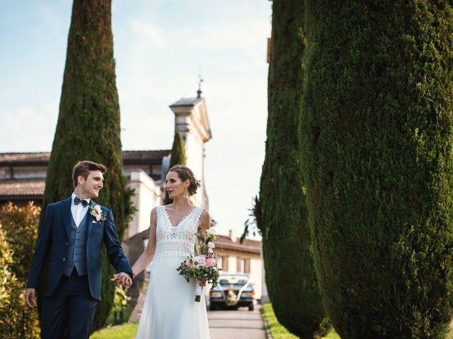 Il matrimonio di Benoit e Tina a Varese, Varese 58