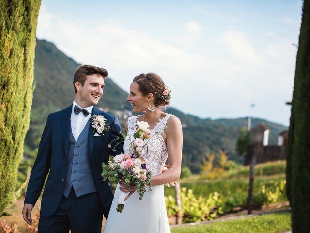 Il matrimonio di Benoit e Tina a Varese, Varese 60