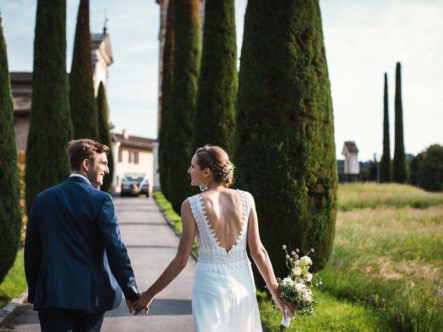 Il matrimonio di Benoit e Tina a Varese, Varese 61