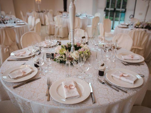Il matrimonio di Benoit e Tina a Varese, Varese 71